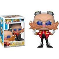Funko Pop - Dr Eggman (Sonic) 286 בובת פופ