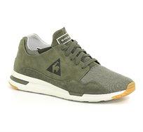 נעלי סניקרס LE COQ SPORTIF LCS R PURE SUMMER CRAFT לגברים - ירוק זית