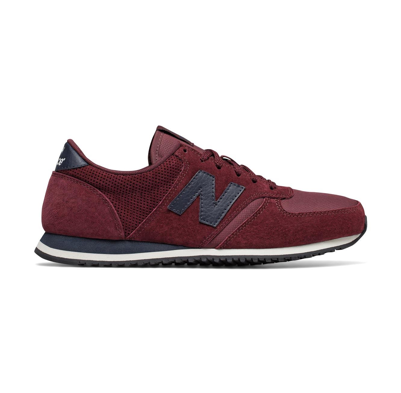 נעלי סניקרס לגברים NEW BALANCE דגם U420PBN - בורדו