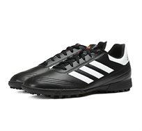 נעלי כדורגל לגברים ADIDAS MENS SOCCER FOOTBALL GOLETTO VI TURF AQ4299 בצבע שחור/אדום