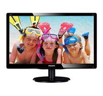 """מסך מחשב Philips בגודל  """"19.5 תצוגת LED דגם 200V4LAB2"""