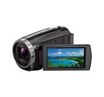 מצלמת וידאו FULL-HD SONY צילום תמונות סטילס 9.2MP תקשורת אלחוטית Wi-Fi / NFC דגם HDR-CX625B