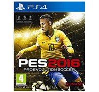 משחק PES 2016 המתאים לקונסולת PS4