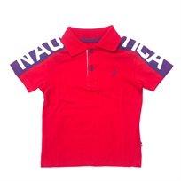 Nautica / נאוטיקה חולצה (16-2 שנים) פולו - אדום