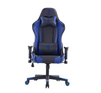 כיסא גיימינג גלדיאטור כחול GLADIATOR GAMING CHAIR דגם GPDRC-GLA-B