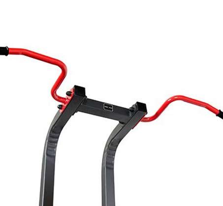 מתקן מתח ומקבילים לשכיבות סמיכה Marbo sport - תמונה 3