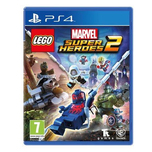 Lego Marvel Super Heroes 2 Ps4 אירופאי!