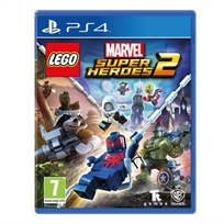 Lego Marvel Super Heroes 2 Ps4 אירופאי!