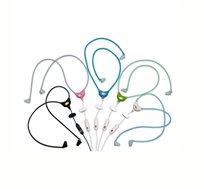 אוזניות אוויר סטריאופוניות למניעת קרינה סלולרית - מפחיתות את הקרינה ב-98%!