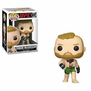 Funko Pop - Conor McGregor  (UFC) 07  בובת פופ - תמונה 1
