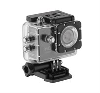 מצלמת אקסטרים FULL HD משולבת לפעילויות ספורט ופנאי + צג אחורי צבעוני ויציאת HDMI - משלוח חינם