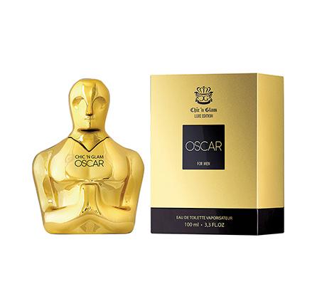 """בושם לגבר Oscar א.ד.ט 100 מ""""ל"""