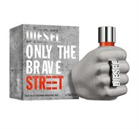 "בושם לגבר Diesel Only The Brave Street א.ד.ט 75 מ""ל"