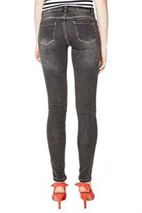 ג'ינס סקיני דנים PROMOD - שחור