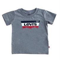 Levis/  טישרט - (2-4 שנים) אפור