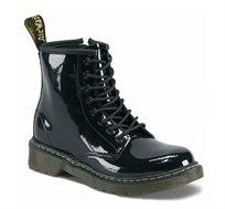 נעלי יוניסקס לילדים דגם דלניי 15382003 - שחור לק