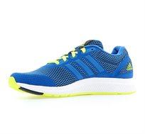 נעלי ריצה לגברים ADIDAS MENS MANA BOUNCE RUNNING SHOES AQ7859 בצבע כחול/צהוב