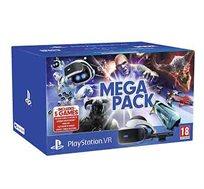 ערכת VR  MEGA PACK לPlaystation הכוללת 5 משחקים  יבואן רשמי