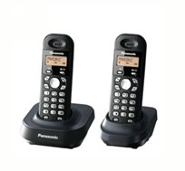 תתחילו לדבר! טלפון אלחוטי DECT + שלוחה, מבית Panasonic עם אפשרות חיבור עד 4 שלוחות אלחוטיות נוספות