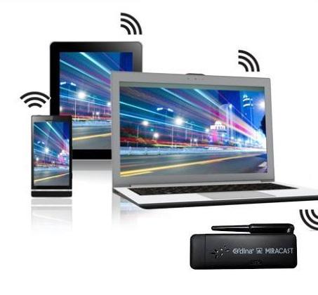 חדש! דונגל אלחוטי המזרים מדיה לטלוויזיה עם תמיכה בטאלבטים וסמארטפונים מבוססי אנדרואיד, iphone ו-ipad - משלוח חינם - תמונה 3