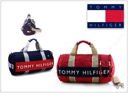 מודרניסטית דיל שיק! תיק יוקרתי מעוצב של המותג TOMMY HILFIGER במגוון צבעים QQ-51