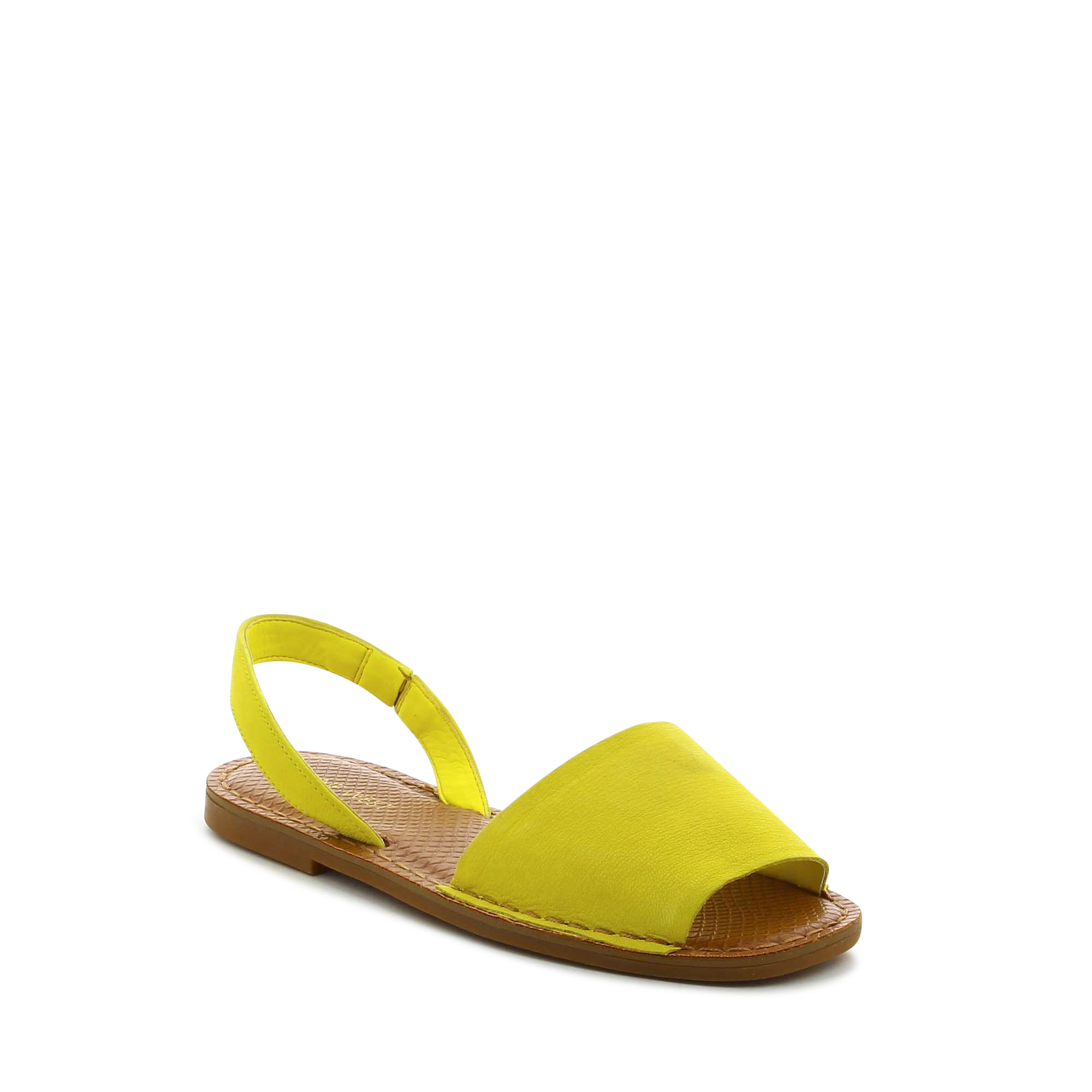 Izzio סנדל ספרדי צהוב