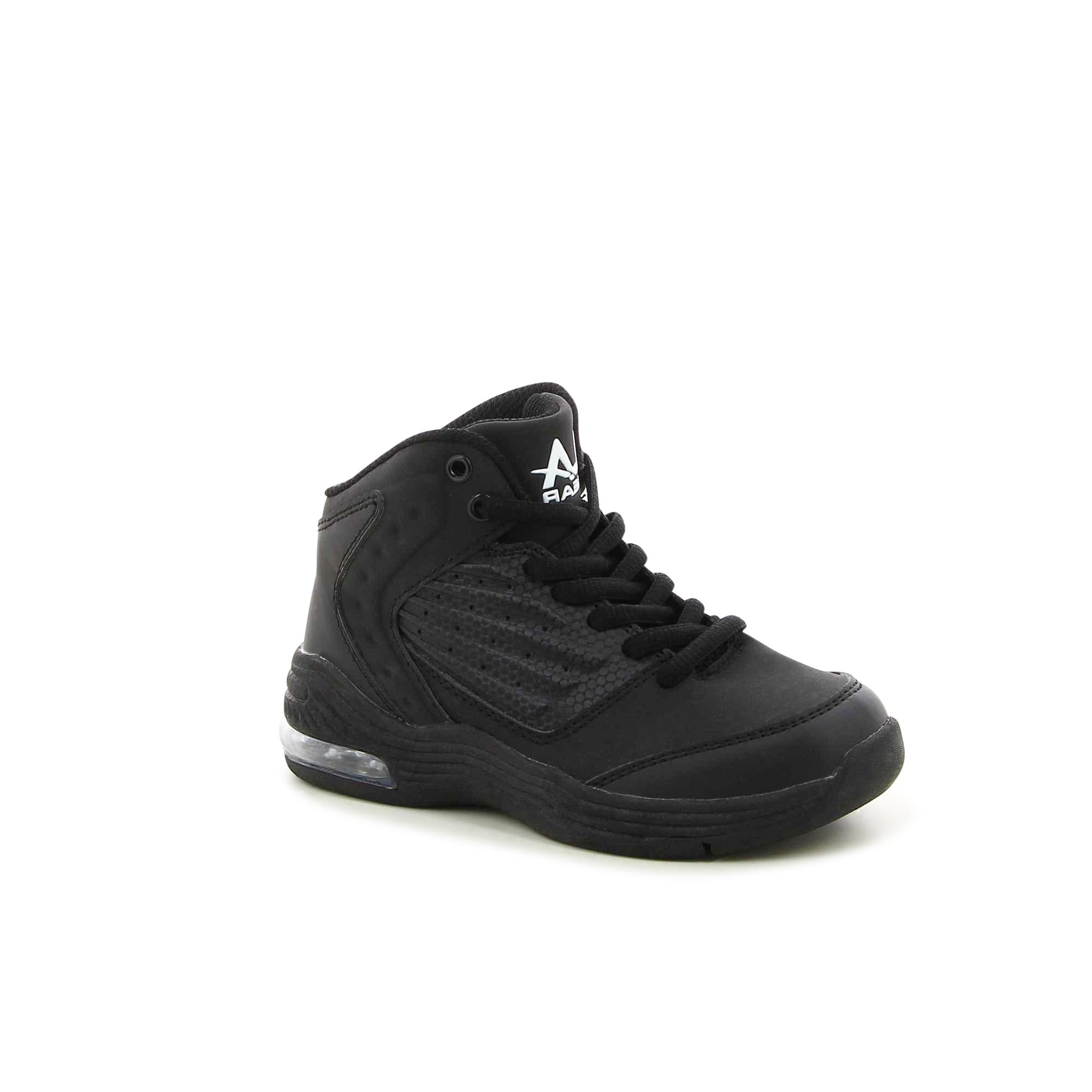 נעלי ספורט גבוהות עם שרוכים