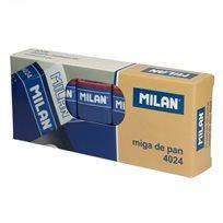 סט 10 מחקים מלבניים 4024 Milan