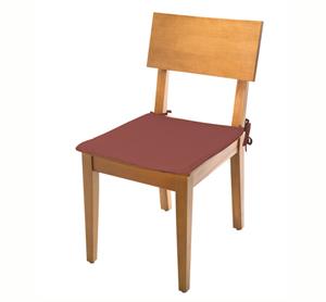 סט 4 כיסויים לריפודי כסא בצבע בז', עשויים 100% פוליאסטר וניתנים לכיבוס