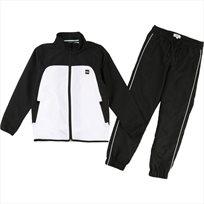 BOSS חליפה (10-6 שנים) -שחור לבן
