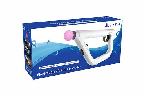 Playstation Vr Aim Controller Ps4