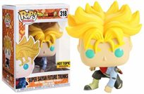 "Funko Pop - Super Saiyan Future Trunks ""Exclusive"" (Dbz) 318  בובת פופ"
