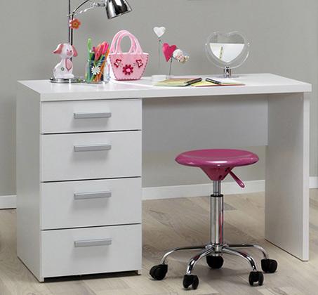 שולחן כתיבה עם שידת מגירות דגם HADAR