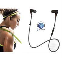 אוזניות סטריאו BLUETOOTH אלחוטיות לנגנים וטלפונים סלולאריים