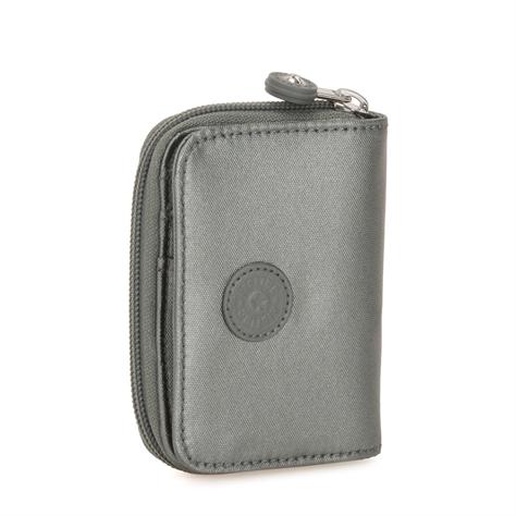 ארנק קטן Tops - Metallic Stonyאפור מטאלי