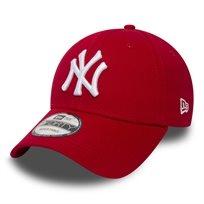 NEW ERA גברים// כובע LEAGUE BASIC RED