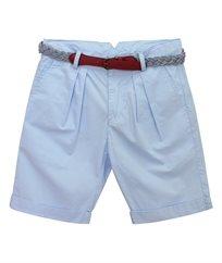 מכנסי אריג קצרים