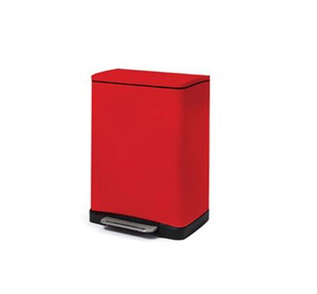 פח מרובע אדום EKO בנפח 30 ליטר