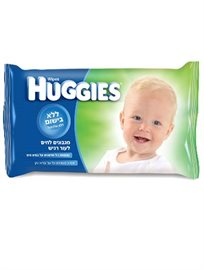 Huggies Wipes Sensitive Skin