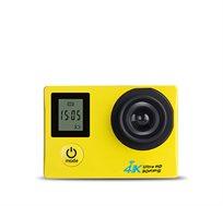 מצלמת אקסטרים WIFI באיכות 4K דגם DV-6000DUAL - משלוח חינם