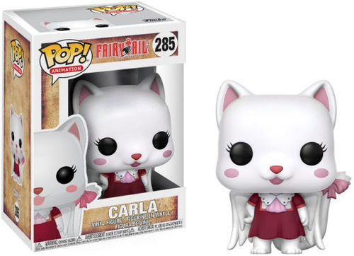 Funko Pop -Carla (Fairytail) 285  בובת פופ