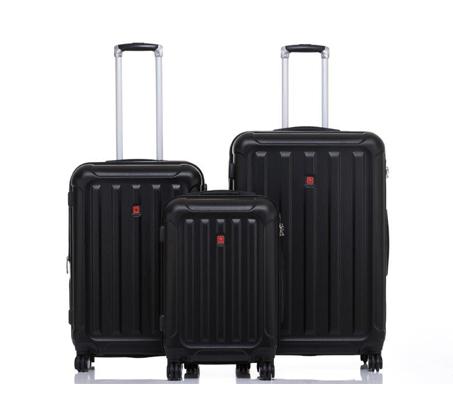 סט 3 מזוודות קשיחות בגדלים שונים SWISS ALPS - משלוח חינם - תמונה 2