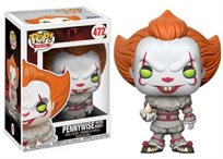 Funko Pop - Pennywise  (IT) 472  בובת פופ איט