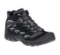 נעלי הליכה וטיולים לאישה MERRELL דגם J12762 בצבע שחור