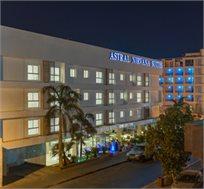 """אירוח ע""""ב הכל כלול במלון 'נירוונה סוויטס' אילת החל מ-₪489 לזוג"""