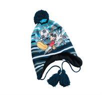 מארז 2 כובעי חורף עם כיסוי אוזניים לתינוקות