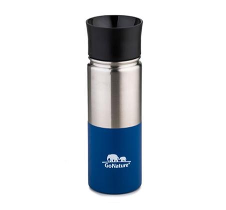 כוס תרמית אקולוגית 500ml - צבע לבחירה
