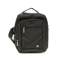 Swiss Travel Club - תיק צד 9114 בצבע שחור