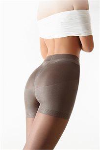 גרביון 40 דנייר עם מכנסון מחטב להרמת הישבן FEMINA Effect up 40  - צבע לבחירה