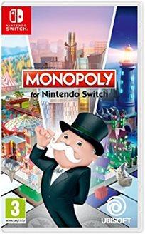 Monopoly for Nintendo Switch נינטנדו סוויץ'